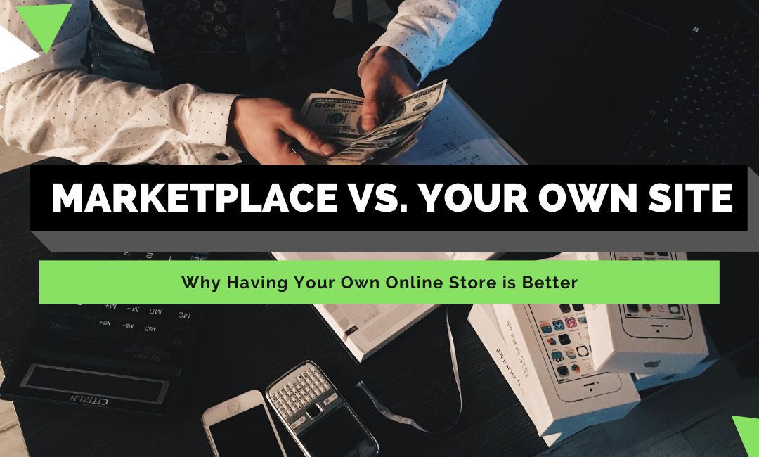 Marketplaces Don't Care About Your Business!