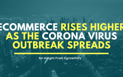 Ecommerce Rises Higher as CoronaVirus Outbreak Spreads